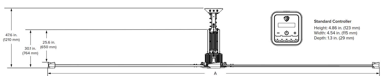Thông số kỹ thuật Powerfoil D Series