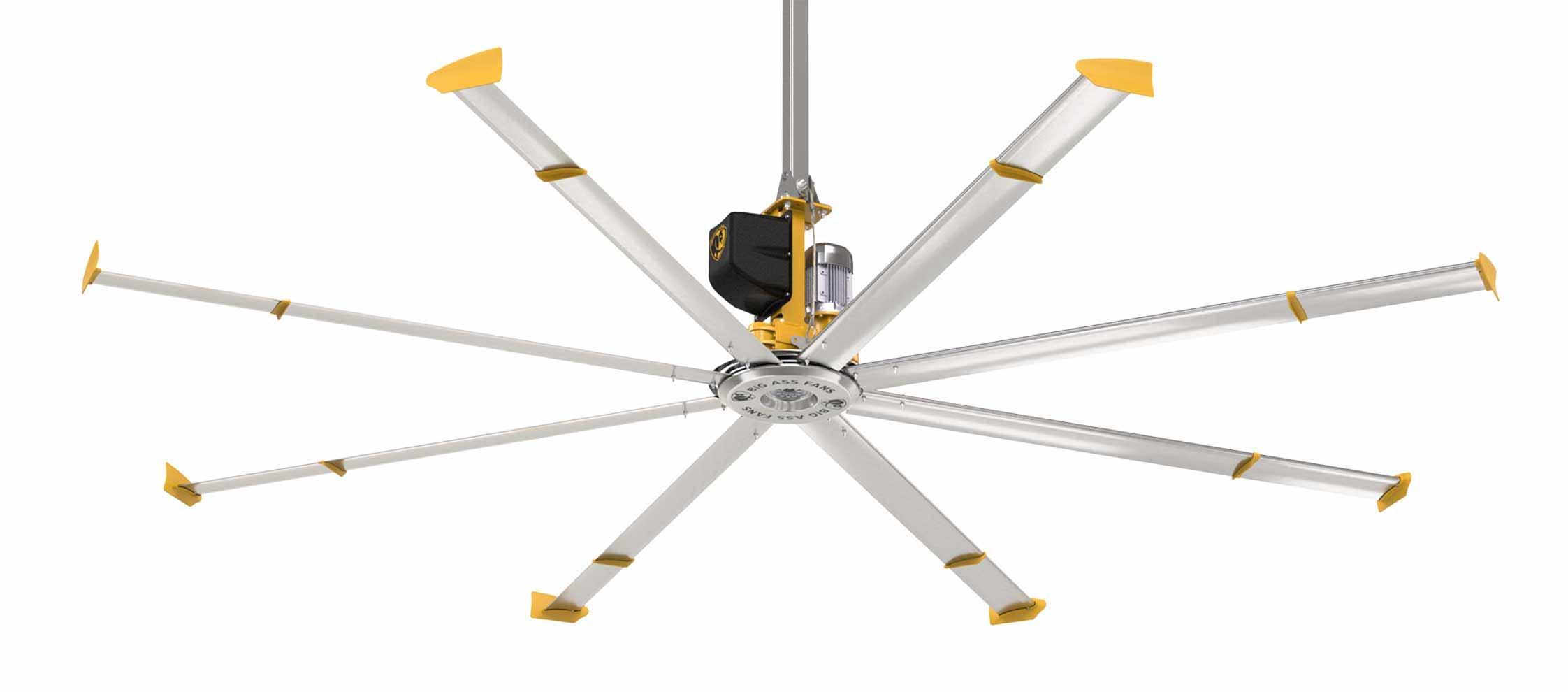 Dòng quạt trần HVLS Powerfoil X3.0
