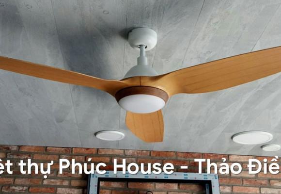 Nhà riêng biệt thự Phúc House - Thảo Điền Quận 2
