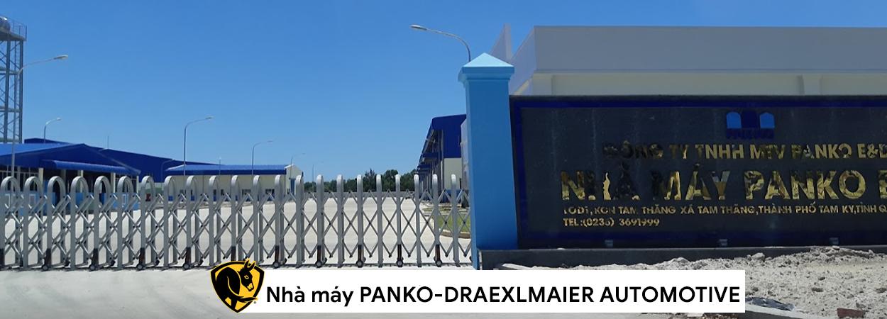 Nhà máy Draexlmaier Automotive Việt Nam và quạt trần Powerfoil 8 từ Big Ass Fans