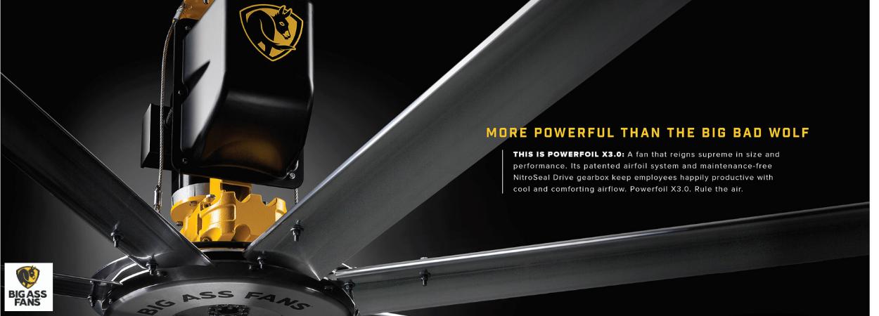Powerfoil X3.0 - cấu tạo và cách lắp đặt
