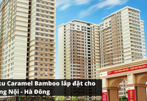 Quạt trần Haiku lắp tại Khu đô thị Dương Nội - Hà Đông