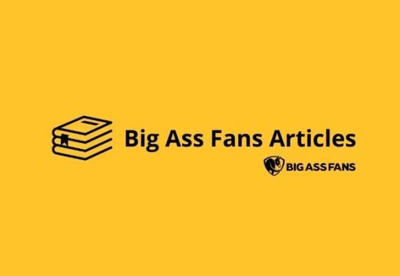 Bảo Vệ Sản Phẩm Khỏi Rỉ Sét, Ẩm Mốc Bằng Quạt Trần Công Nghiệp Big Ass Fans